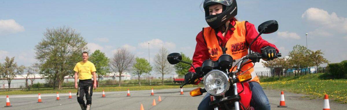 Вождение мотоцикла и вождение в Долгопрудном