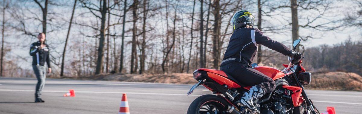 Учеба на мотоцикл в Мытищах