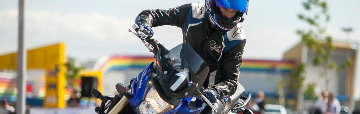 Курсы вождения мотоцикла в Мытищах