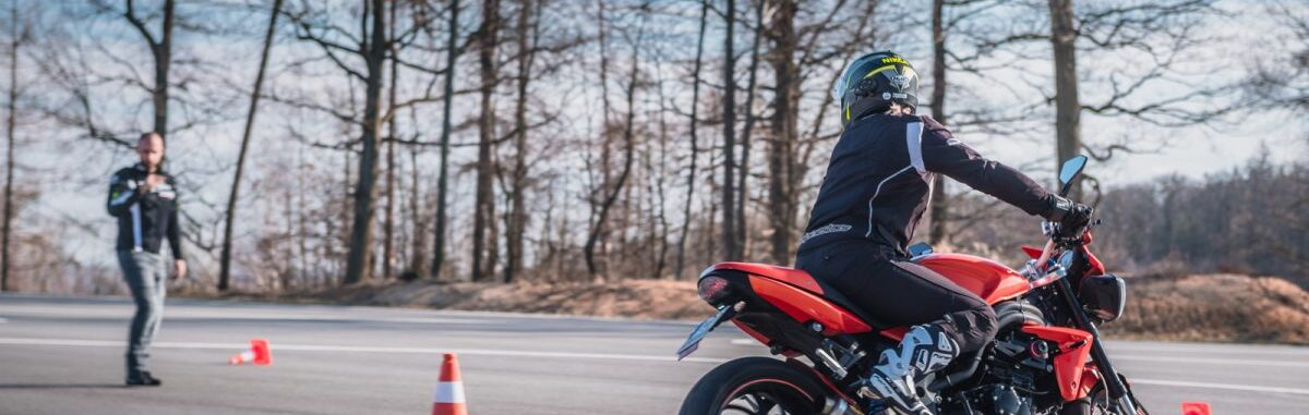Права на мотоцикл в Химках