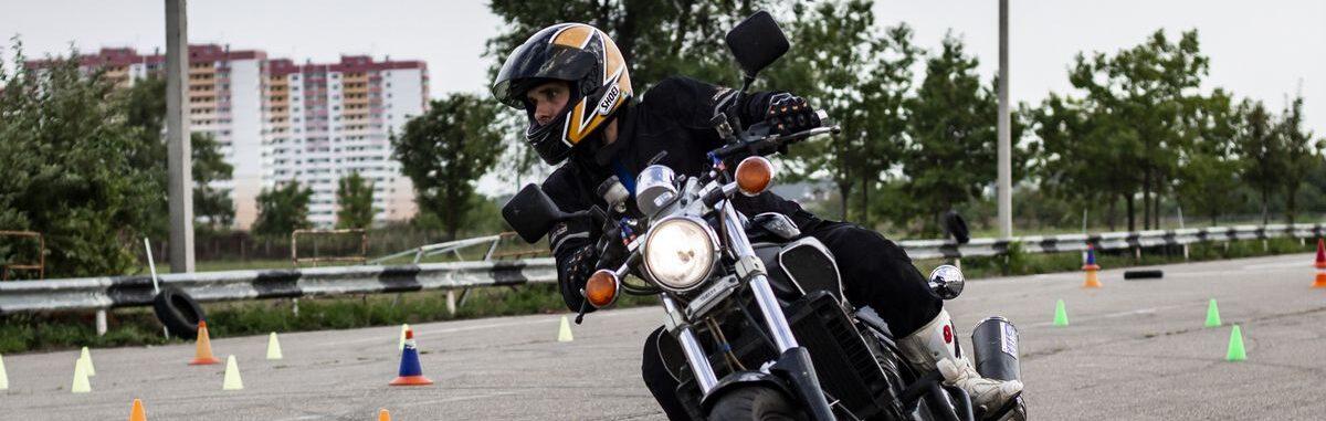 Сдать на права на мотоцикл в Химках
